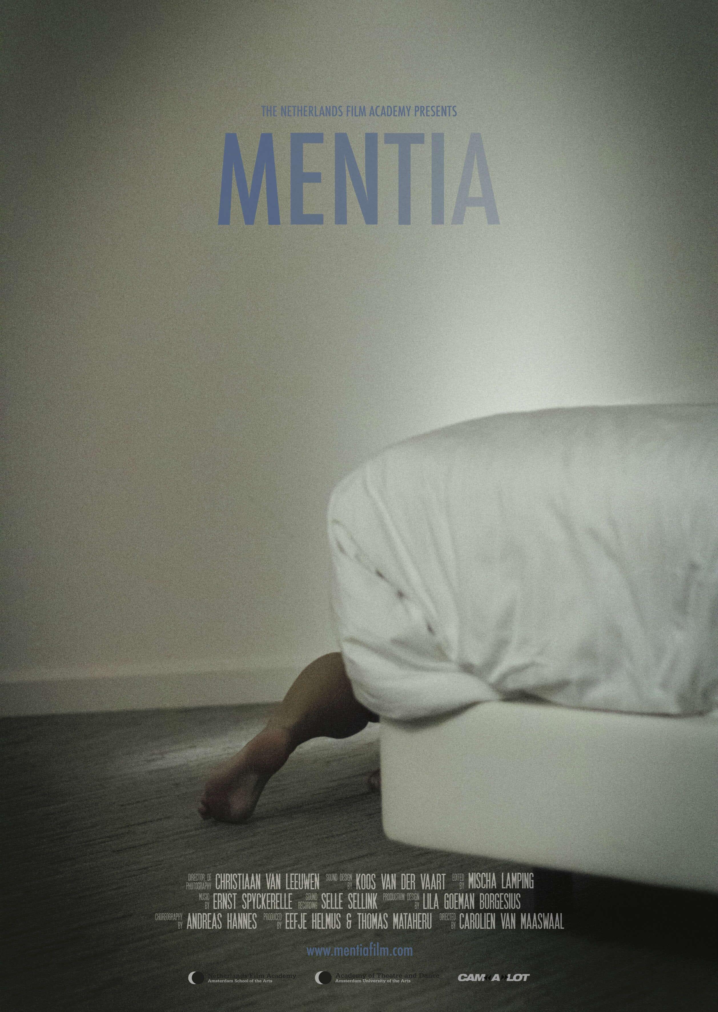 Mentia Poster